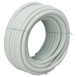 Tube flexible PVC 25 mm 10m-bobine 350N