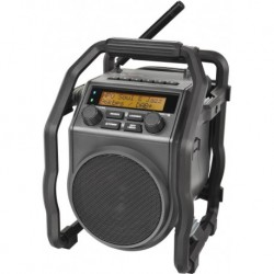 Radio de chantier UBOX400R DAB+ Bluetooth
