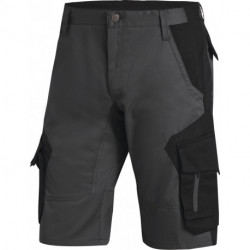 Bermuda WULF taille 50 anthracite/noir FHB